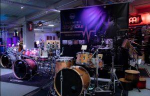 Drums- und Percussion-Abteilung, InSound, Kiel