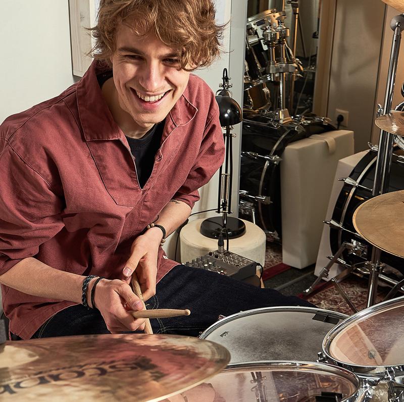 Jannes Westedt | Drummer