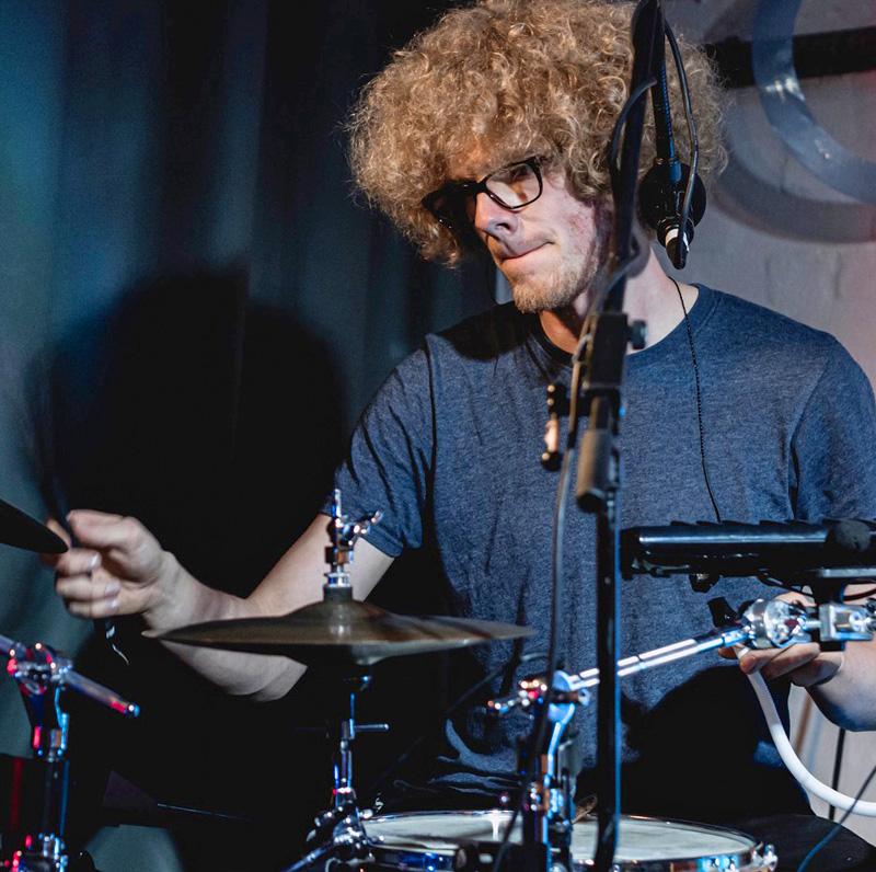 Malte Müller | Drummer